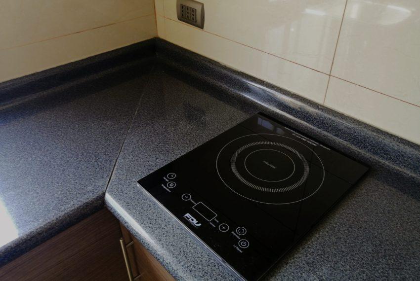 9. Cocina Electrica